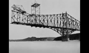 Pont de Québec, 1907