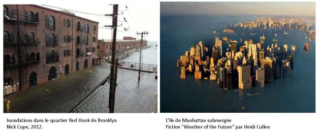 Inondations NYC