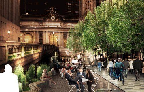 Grand Central, projet de réaménagement