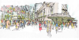 La nouvelle avenue Vanderbilt