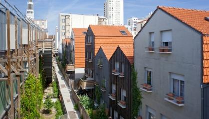 Eden Bio, projet d'urbanisme d'Édouard François