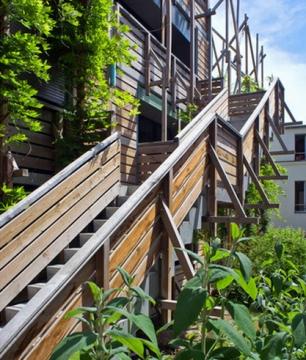 Eden Bio, Paris, L'immeuble qui pousse, Montpellier, Édouard François