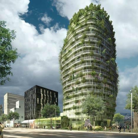 Douard fran ois et l architecture verte urbabillard for Architecture nantes
