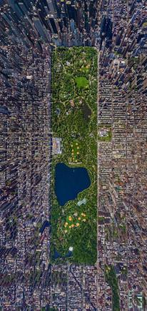 2. Central Park, New-York City