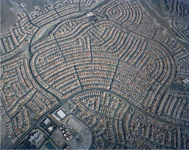 Housing Subdivision, Nevada