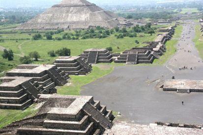 Siite maya de Teotihuacán (Mexique)