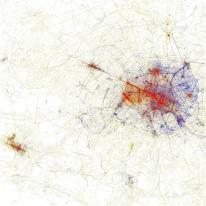 carte-touriste-paris Cartographie des lieux photographiés