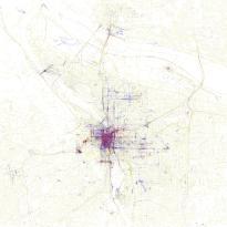 Portland. https://urbabillard.wordpress.com/2014/12/15/cartographie-des-lieux-photographies/