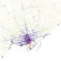 Toronto. https://urbabillard.wordpress.com/2014/12/15/cartographie-des-lieux-photographies/