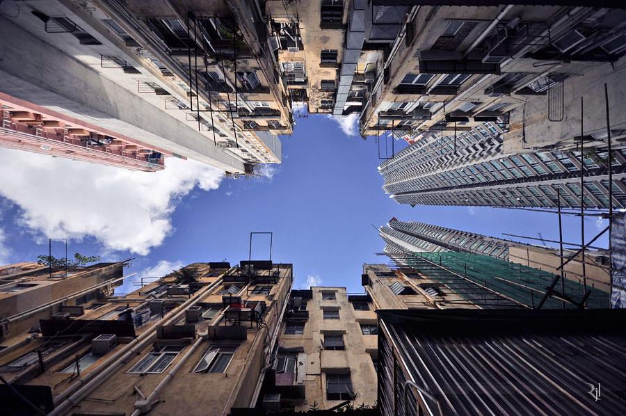 vertical horizon: