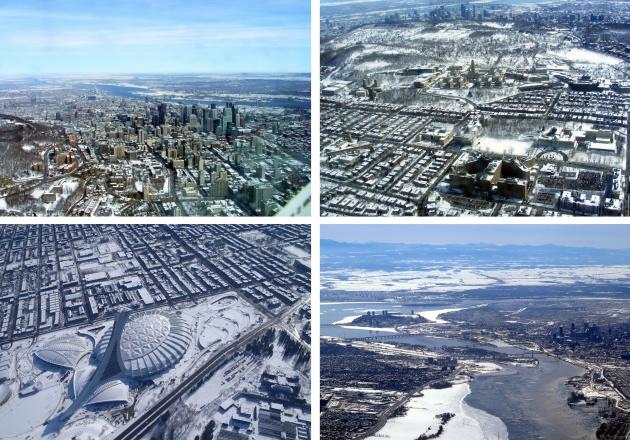Montréal vue(1)