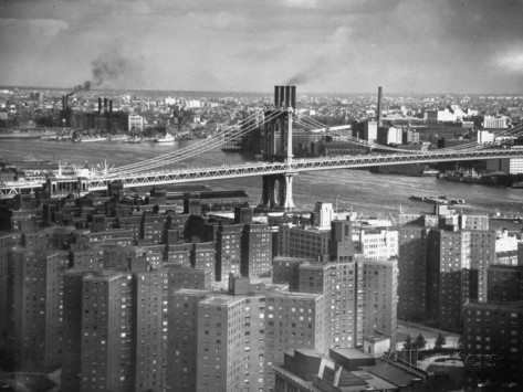 margaret-bourke-white-new-housing-project-with-the-manhattan-bridge-in-the-bckgrd-on-the-east-side-of-the-city