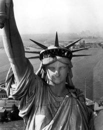 La Statue de la liberté, 1952