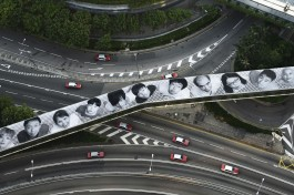 JR à Hong Kong