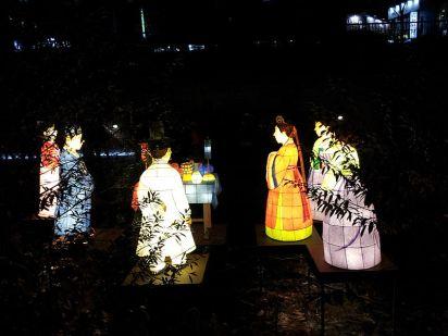 CheonggyecheonSeoul Actuel la nuit (2)