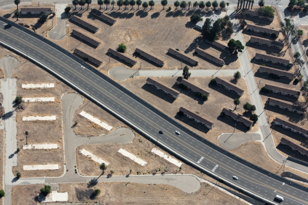 Housing Remains Divided by a Highway, Orange County, CA 2013