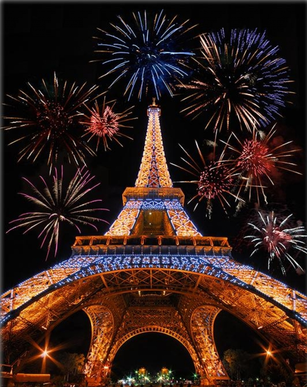 Paris-new-year