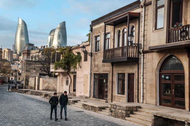 Bakou, Azerbaijan