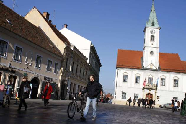 Croatie-Varazdin. Filip Horvat for The New York Times