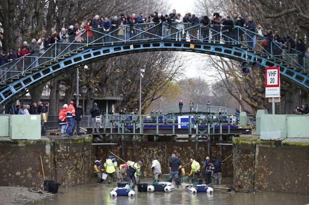 Le Canal Saint-Martin - Le trésor caché