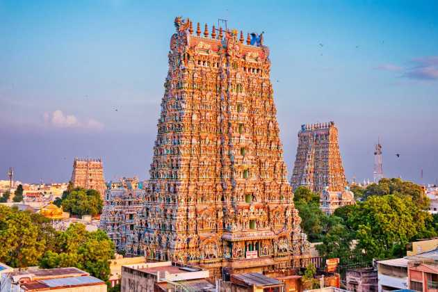 tamilnadu-Meenakshi Amman Temple. Poras Chaudhary for The New York Times