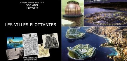 UTOPIE 500 Villes flottantes Blog