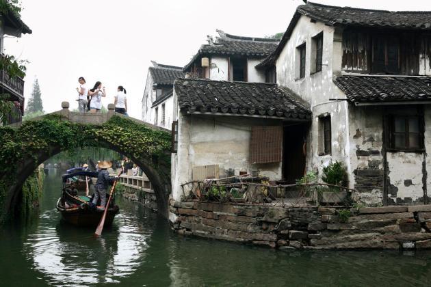 village de Zhouzhuang, near Shanghai Credit Liron Almog Redux