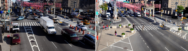 Less is more The road to a healthy city is as simple as tightening the beltway Delancey St #tbt streets #roaddiets