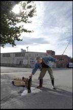 David Luciano - La pêche urbaine