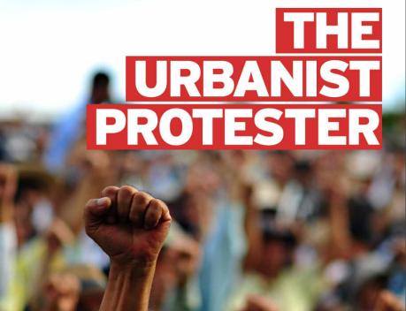 urbanist-protester